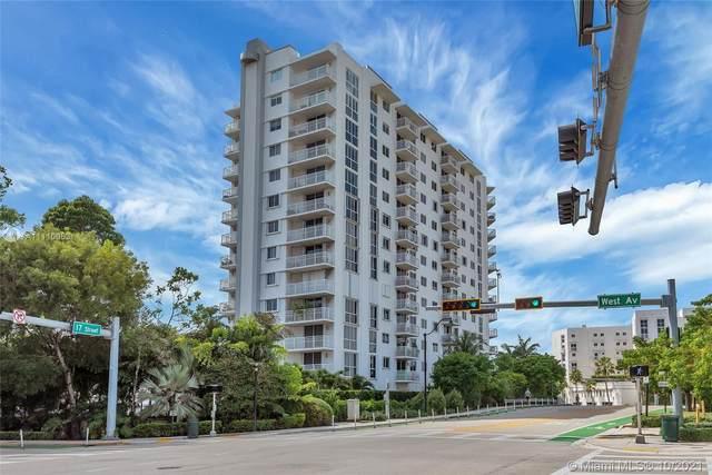 1688 West Ave #203, Miami Beach, FL 33139 (MLS #A11110053) :: Berkshire Hathaway HomeServices EWM Realty