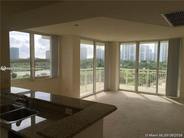 19501 W Country Club Dr #603, Aventura, FL 33180 (MLS #A11110056) :: Green Realty Properties