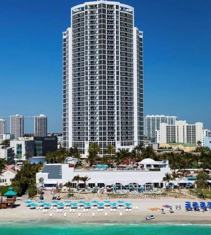 18001 Collins Ave #1016, Sunny Isles Beach, FL 33160 (MLS #A11110091) :: The Teri Arbogast Team at Keller Williams Partners SW