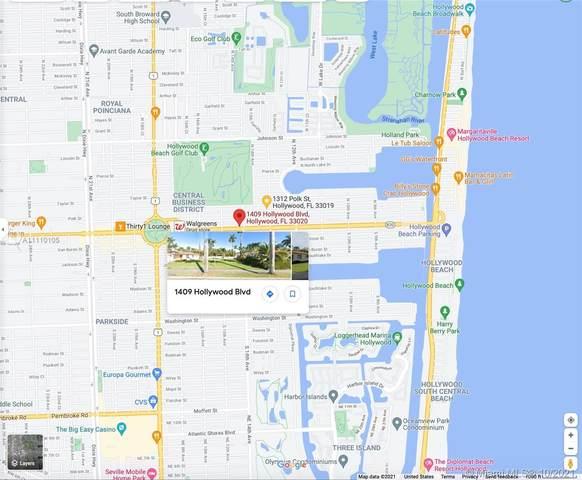 1409 Hollywood Blvd, Hollywood, FL 33020 (MLS #A11110105) :: Green Realty Properties