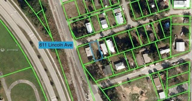 611 Lincon Ave, Sebring, FL 33870 (MLS #A11110122) :: THE BANNON GROUP at RE/MAX CONSULTANTS REALTY I