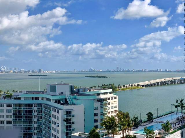 501 NE 31 #1503, Miami, FL 33137 (MLS #A11110136) :: Castelli Real Estate Services