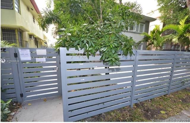 740 Meridian Ave #22, Miami Beach, FL 33139 (MLS #A11110153) :: Green Realty Properties