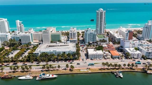 4301 Collins Ave #410, Miami Beach, FL 33140 (MLS #A11110157) :: Rivas Vargas Group