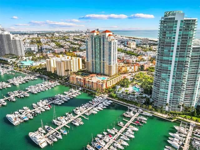 90 Alton Rd #2207, Miami Beach, FL 33139 (MLS #A11110175) :: Jose Laya