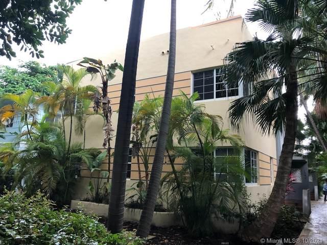 1227 Meridian Ave #4, Miami Beach, FL 33139 (MLS #A11110187) :: Green Realty Properties