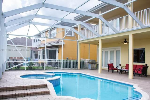 12440 NW 62nd Ct, Coral Springs, FL 33076 (MLS #A11110248) :: Re/Max PowerPro Realty