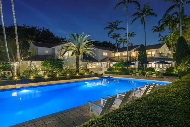 6490 SW 106th St, Pinecrest, FL 33156 (MLS #A11110250) :: Berkshire Hathaway HomeServices EWM Realty