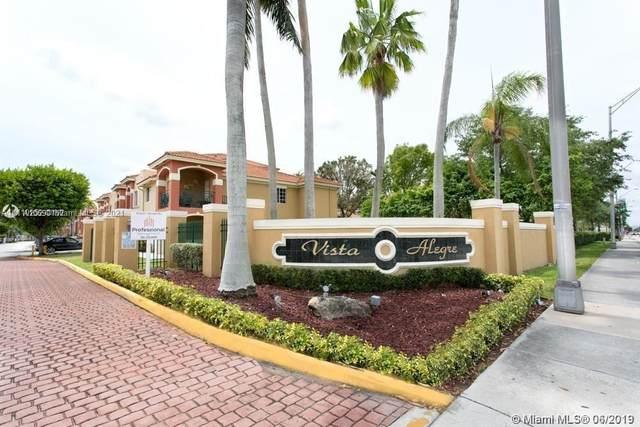 15501 SW 133rd Pl #802, Miami, FL 33177 (MLS #A11110252) :: GK Realty Group LLC