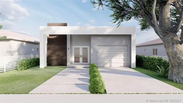 6820 NW 6th Ct, Miami, FL 33150 (MLS #A11110271) :: Castelli Real Estate Services
