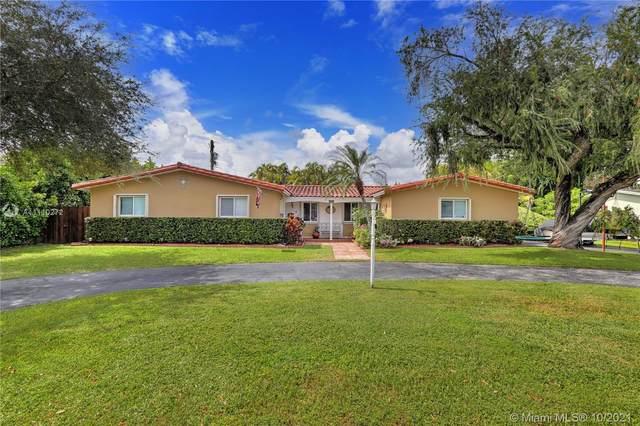 4820 SW 64th Ct, South Miami, FL 33155 (MLS #A11110272) :: Castelli Real Estate Services