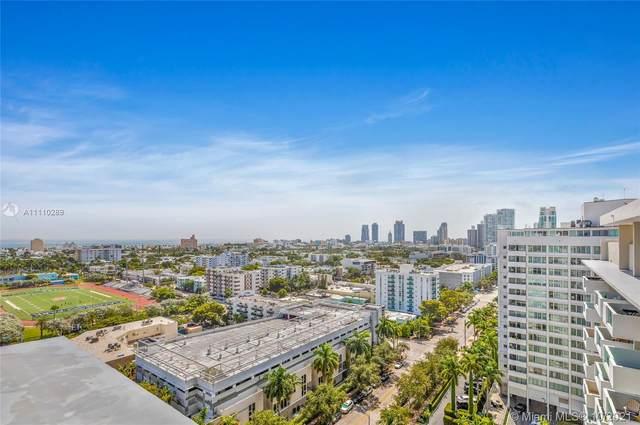 1200 West Ave Ts3, Miami Beach, FL 33139 (MLS #A11110289) :: Berkshire Hathaway HomeServices EWM Realty