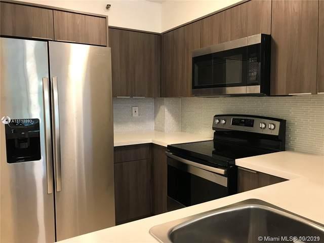 501 SW 1st St #203, Miami, FL 33130 (MLS #A11110292) :: Green Realty Properties
