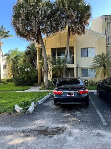 5628 Rock Island Rd #183, Tamarac, FL 33319 (MLS #A11110297) :: Jose Laya