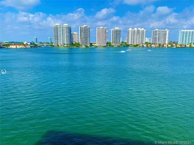 17720 N Bay Rd #803, Sunny Isles Beach, FL 33160 (MLS #A11110307) :: The Teri Arbogast Team at Keller Williams Partners SW