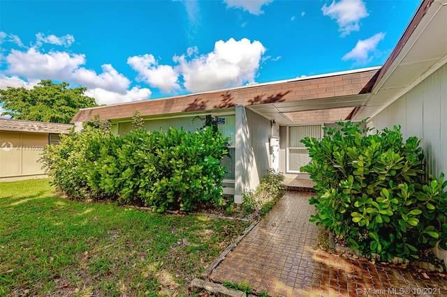 7011 NW 64th St, Tamarac, FL 33321 (MLS #A11110328) :: ONE   Sotheby's International Realty