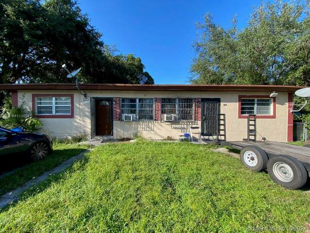 1801 NW 93rd Ter, Miami, FL 33147 (MLS #A11110341) :: Green Realty Properties