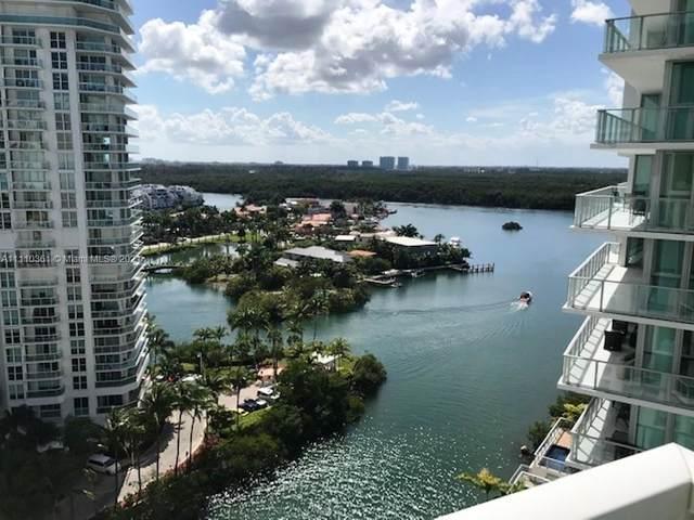 250 Sunny Isles Blvd 3-1604, Sunny Isles Beach, FL 33160 (MLS #A11110361) :: Lana Caron Group