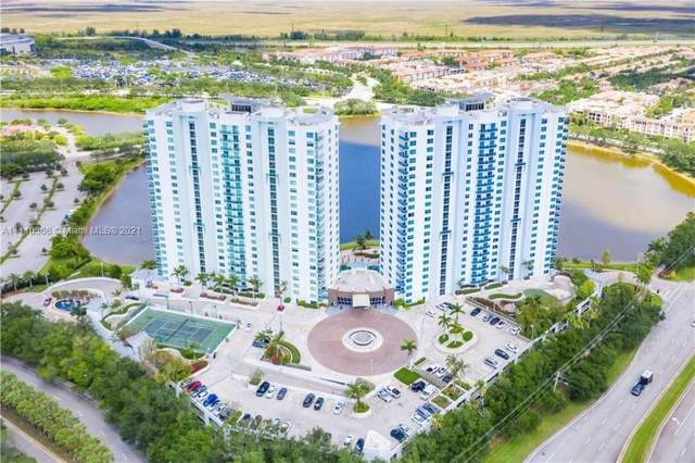 2641 N Flamingo Rd Th6n, Sunrise, FL 33323 (MLS #A11110366) :: Green Realty Properties