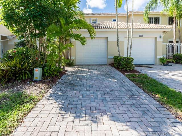 2261 NW 170th Ave #0, Pembroke Pines, FL 33028 (MLS #A11110379) :: Castelli Real Estate Services