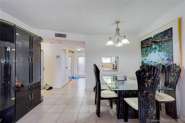 2911 N Pine Island Rd #112, Sunrise, FL 33322 (MLS #A11110395) :: Green Realty Properties