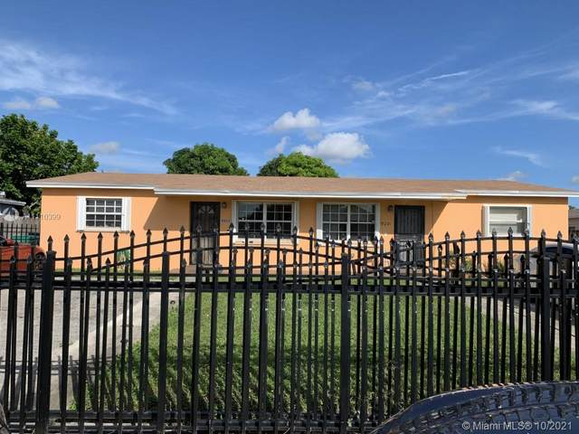 19201 NW 36th Ave, Miami Gardens, FL 33056 (MLS #A11110399) :: Green Realty Properties