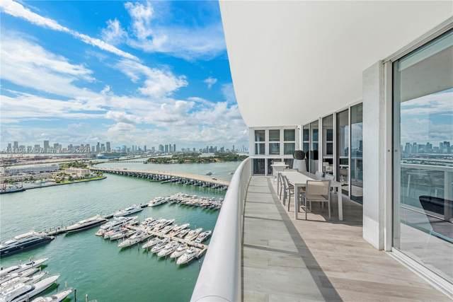 400 Alton Rd #2003, Miami Beach, FL 33139 (MLS #A11110410) :: Jose Laya