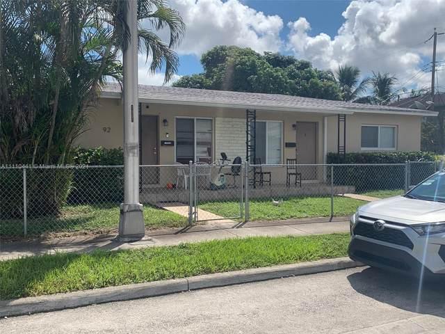 92 W 26th St, Hialeah, FL 33010 (MLS #A11110441) :: Green Realty Properties