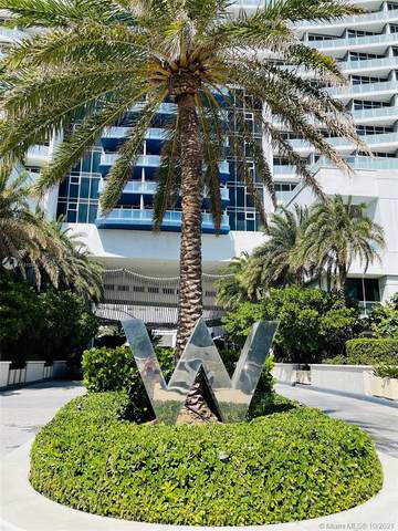 3101 Bayshore Dr #1803, Fort Lauderdale, FL 33304 (MLS #A11110450) :: Green Realty Properties