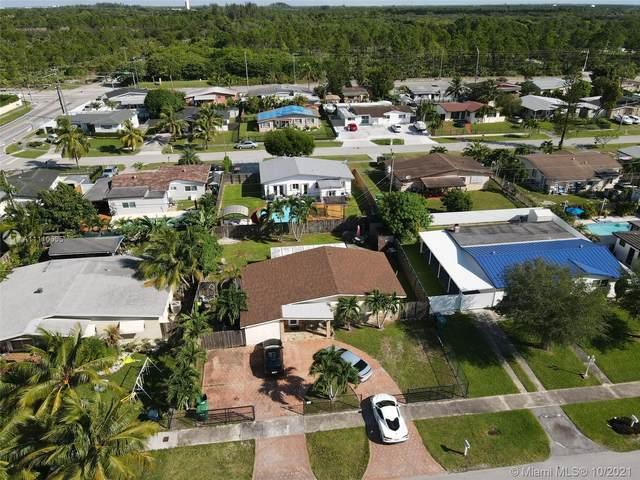 12615 SW 185th Ter, Miami, FL 33177 (MLS #A11110535) :: Jose Laya