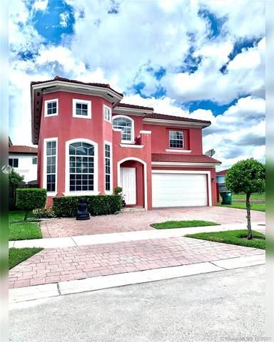15615 SW 12th Ter, Miami, FL 33194 (MLS #A11110567) :: Berkshire Hathaway HomeServices EWM Realty