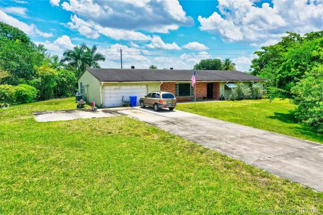 4850 SW 130th Ave, Southwest Ranches, FL 33330 (MLS #A11110578) :: The Teri Arbogast Team at Keller Williams Partners SW