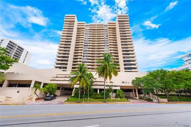 2555 Collins Ave #2306, Miami Beach, FL 33140 (MLS #A11110585) :: Castelli Real Estate Services
