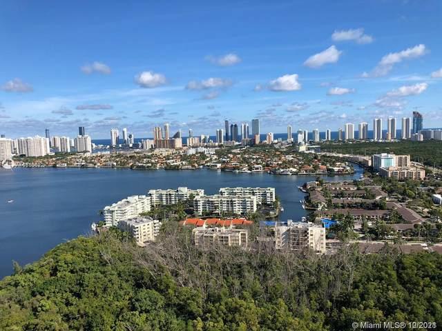 16385 Biscayne Blvd #3019, North Miami Beach, FL 33160 (MLS #A11110622) :: Green Realty Properties