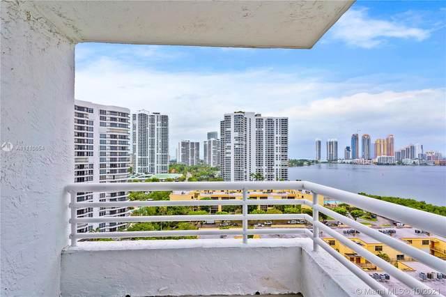 3300 NE 192nd St #1613, Aventura, FL 33180 (MLS #A11110654) :: Green Realty Properties