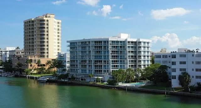 9821 E Bay Harbor Dr #303, Bay Harbor Islands, FL 33154 (MLS #A11110684) :: Green Realty Properties