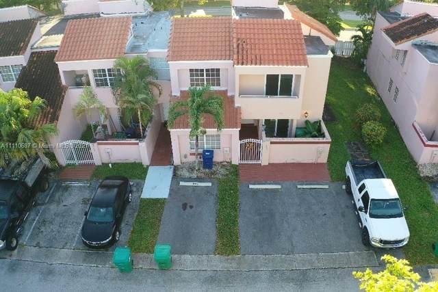 6473 SW 128th Ct #6473, Miami, FL 33183 (MLS #A11110687) :: Search Broward Real Estate Team