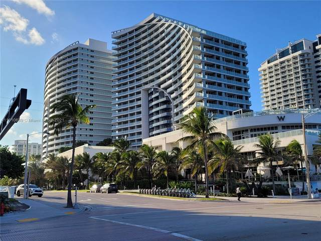 3101 Bayshore Dr #1601, Fort Lauderdale, FL 33304 (MLS #A11110689) :: Green Realty Properties