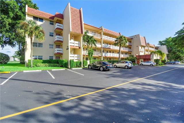 1030 Country Club Dr #103, Margate, FL 33063 (MLS #A11110691) :: Re/Max PowerPro Realty