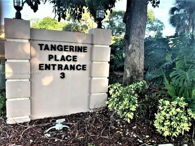 9410 Tangerine Pl #306, Davie, FL 33324 (MLS #A11110783) :: The Teri Arbogast Team at Keller Williams Partners SW