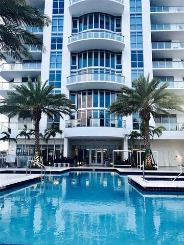 17301 Biscayne Blvd #1008, North Miami Beach, FL 33160 (MLS #A11110828) :: Green Realty Properties
