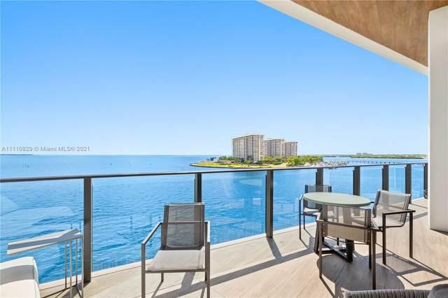 3581 E Glencoe St Ph601, Miami, FL 33133 (MLS #A11110829) :: Search Broward Real Estate Team