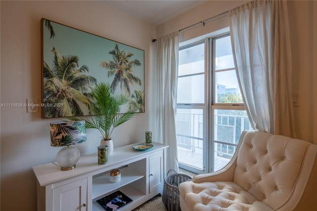1340 Lincoln Rd #406, Miami Beach, FL 33139 (MLS #A11110838) :: Green Realty Properties