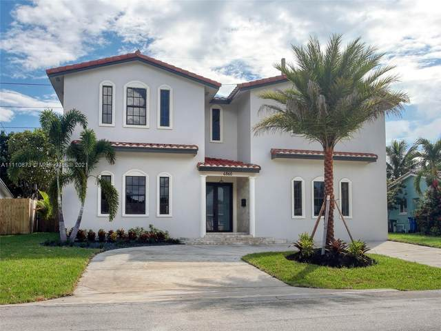 4860 NE 18th Ter, Fort Lauderdale, FL 33308 (MLS #A11110873) :: THE BANNON GROUP at RE/MAX CONSULTANTS REALTY I