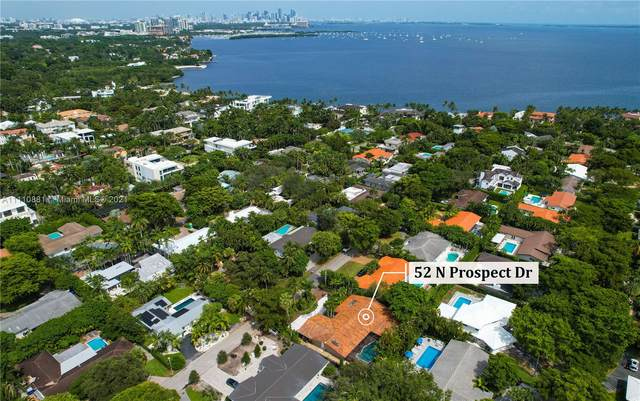 52 N Prospect Dr, Coral Gables, FL 33133 (MLS #A11110881) :: Search Broward Real Estate Team