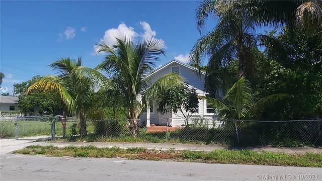 233 NW 10th St, Pompano Beach, FL 33060 (MLS #A11110917) :: Re/Max PowerPro Realty