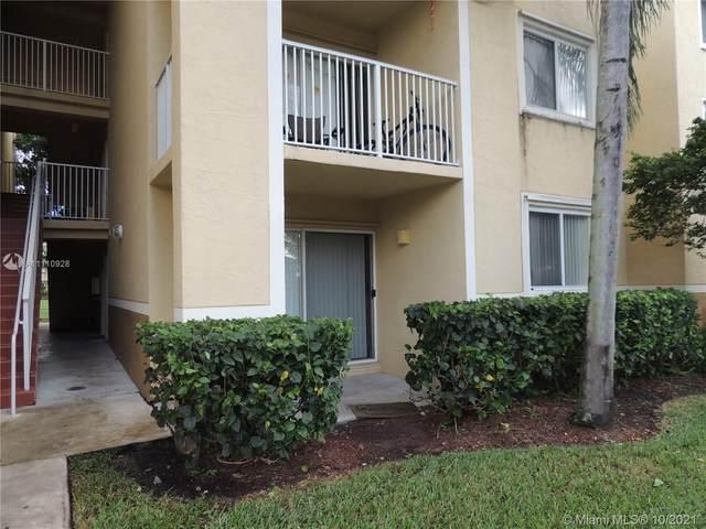 2640 S University Dr #117, Davie, FL 33328 (MLS #A11110928) :: Green Realty Properties