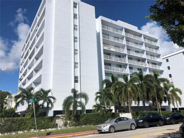 1045 10th St #205, Miami Beach, FL 33139 (MLS #A11110946) :: The MPH Team