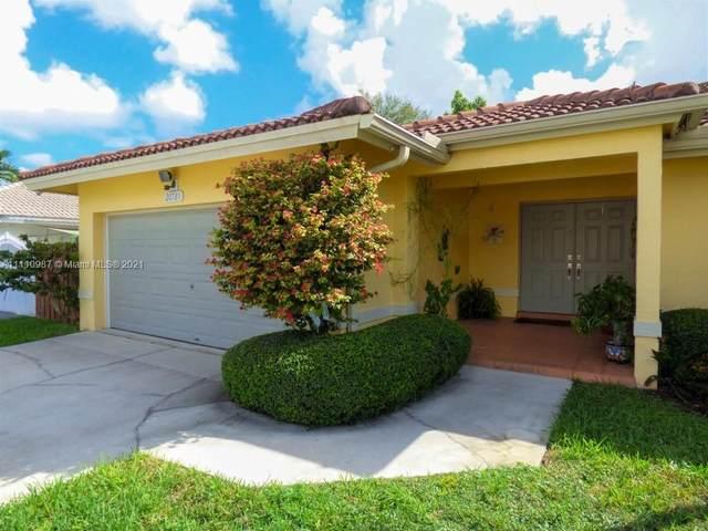 20781 SW 128th Ave, Miami, FL 33177 (MLS #A11110987) :: Vigny Arduz | RE/MAX Advance Realty