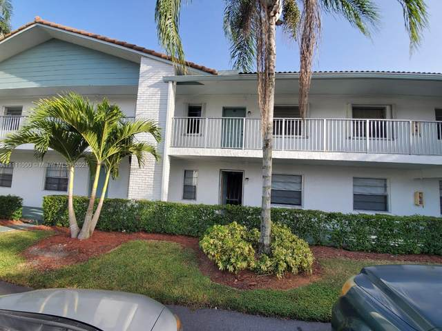 2740 Forest Hills Blvd #104, Coral Springs, FL 33065 (MLS #A11111000) :: Re/Max PowerPro Realty